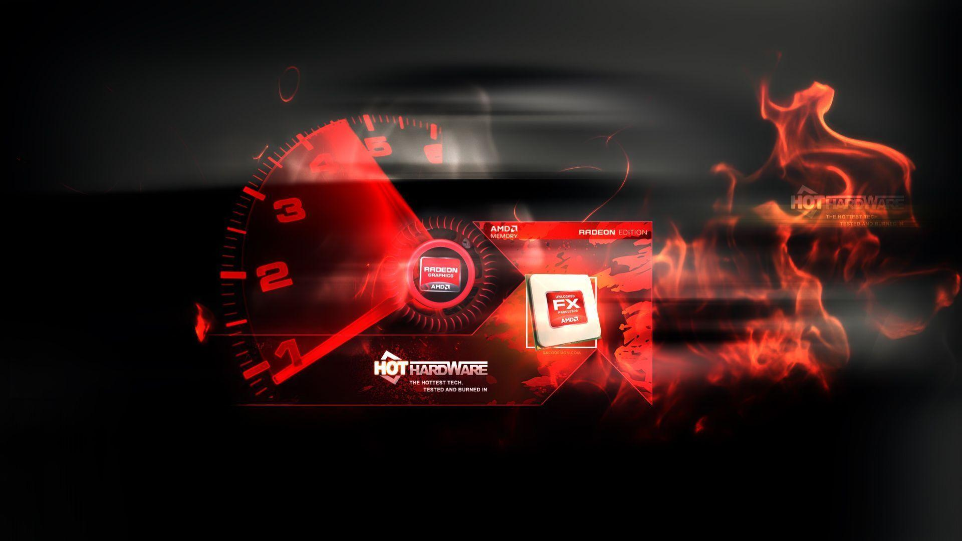 amd radeon wallpapers hd - photo #3