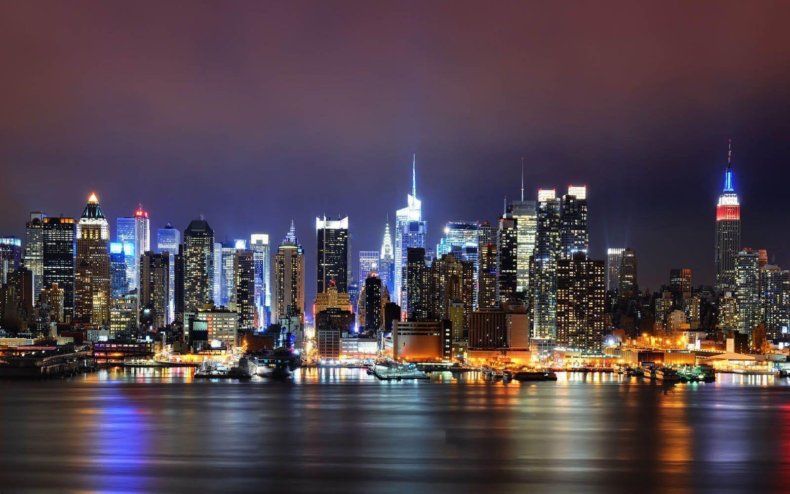 pin city nightlife wallpaper - photo #13