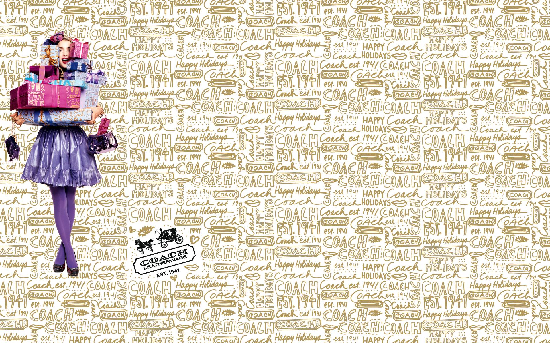 Coach Desktop Wallpapers - Wallpaper Cave