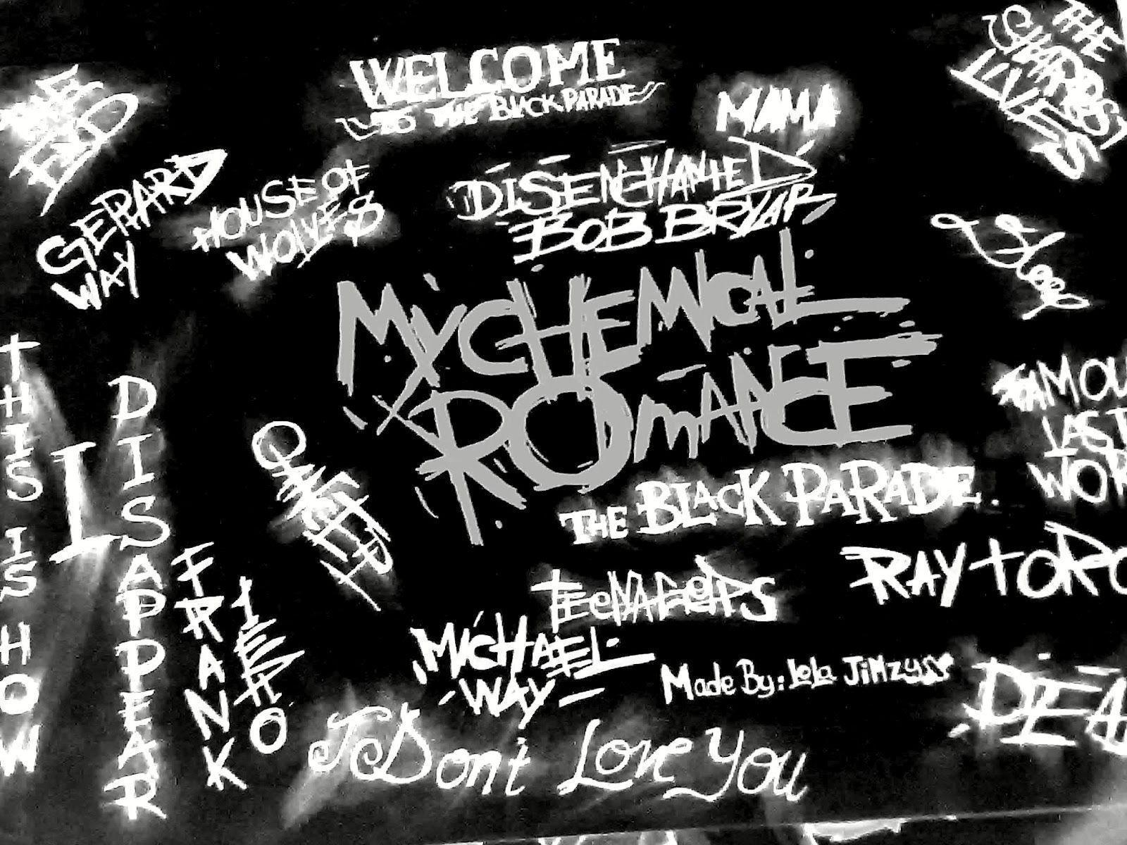 My Chemical Romance Backgrounds