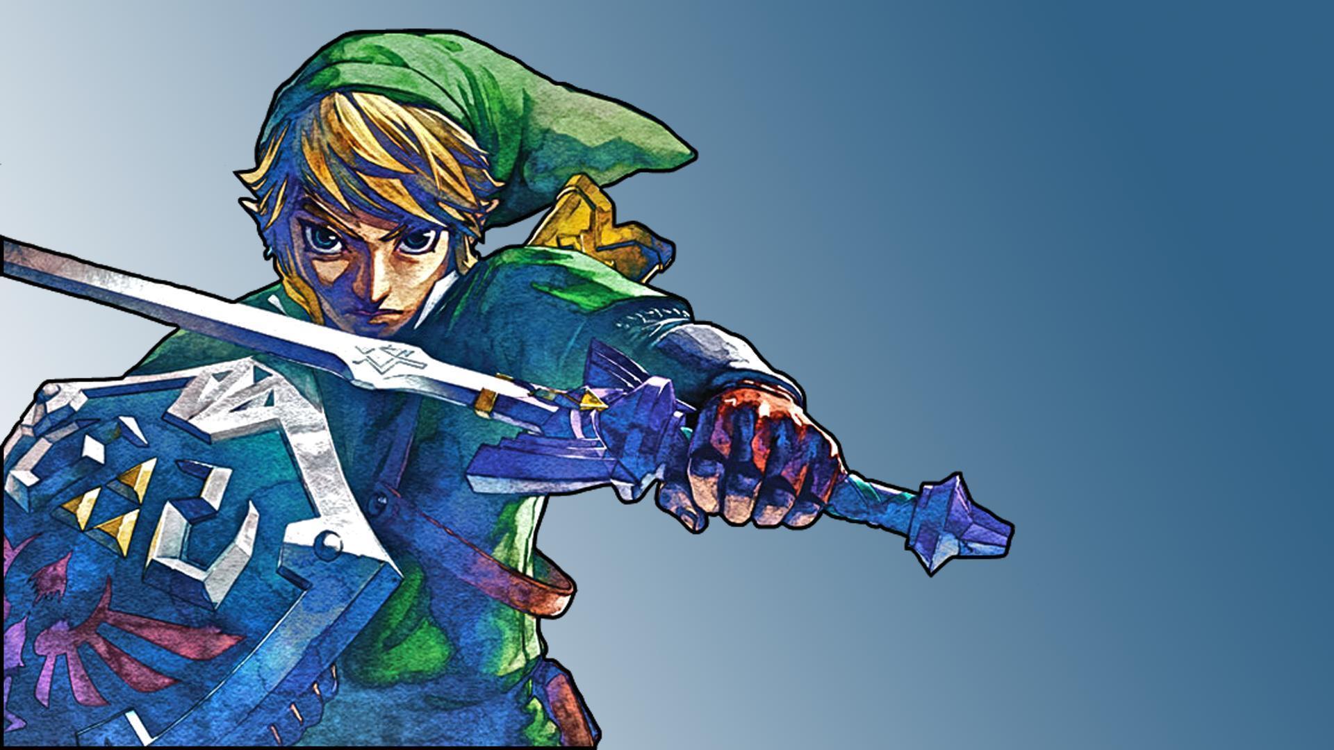 Legend Of Zelda Skyward Sword Wallpapers - Wallpaper Cave