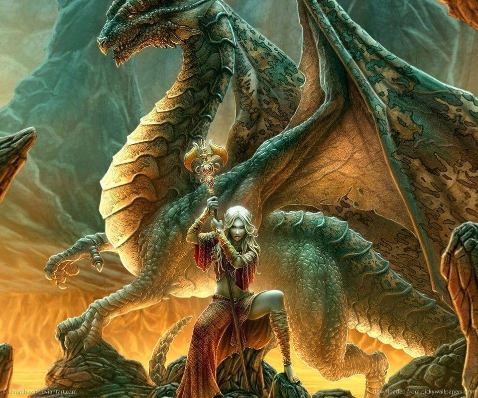 Download Dragon Mage Wallpapers For Samsung Epic