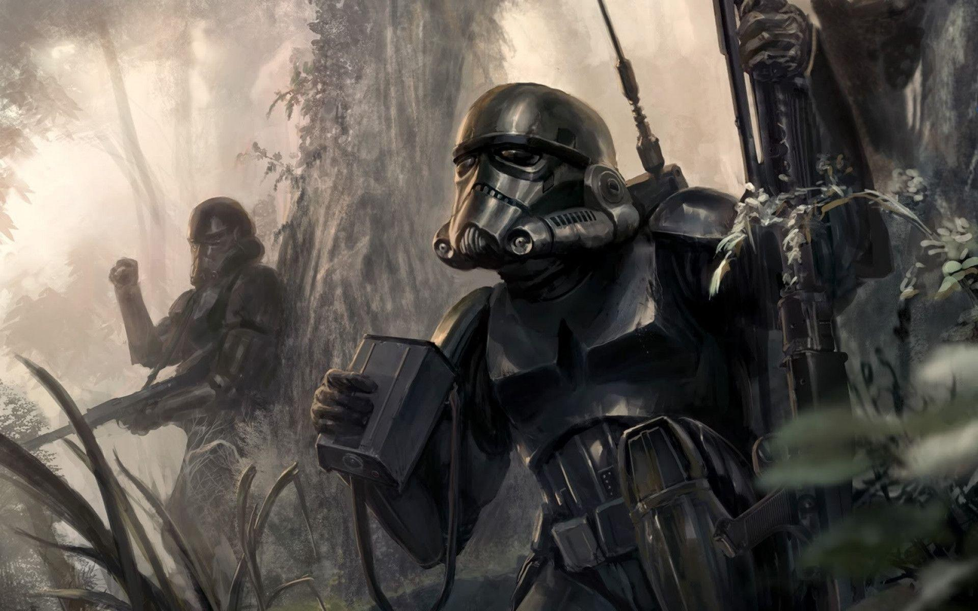 Star Wars Stormtrooper Wallpapers Wallpaper Cave