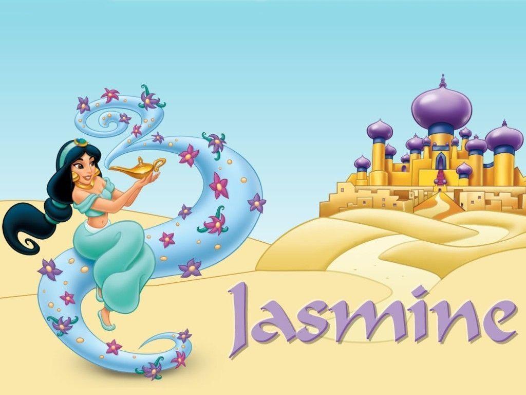Princess Jasmine Wallpapers