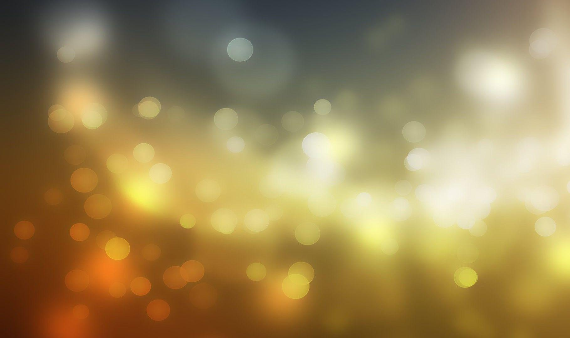 Soft Bokeh Lights Background Wallpaper and Stock Photo