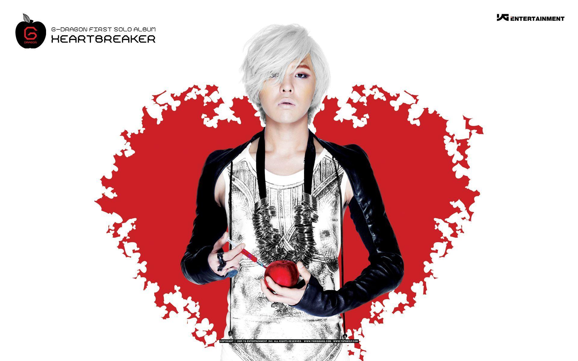 G Dragon Heartbreaker Wallpaper Dragon Heartbreaker Wa...