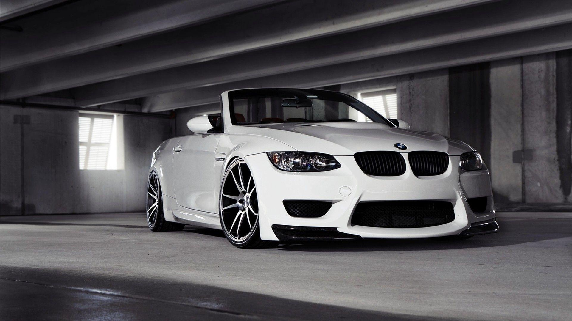 2014 BMW M3 White WallpaperWallpic.us