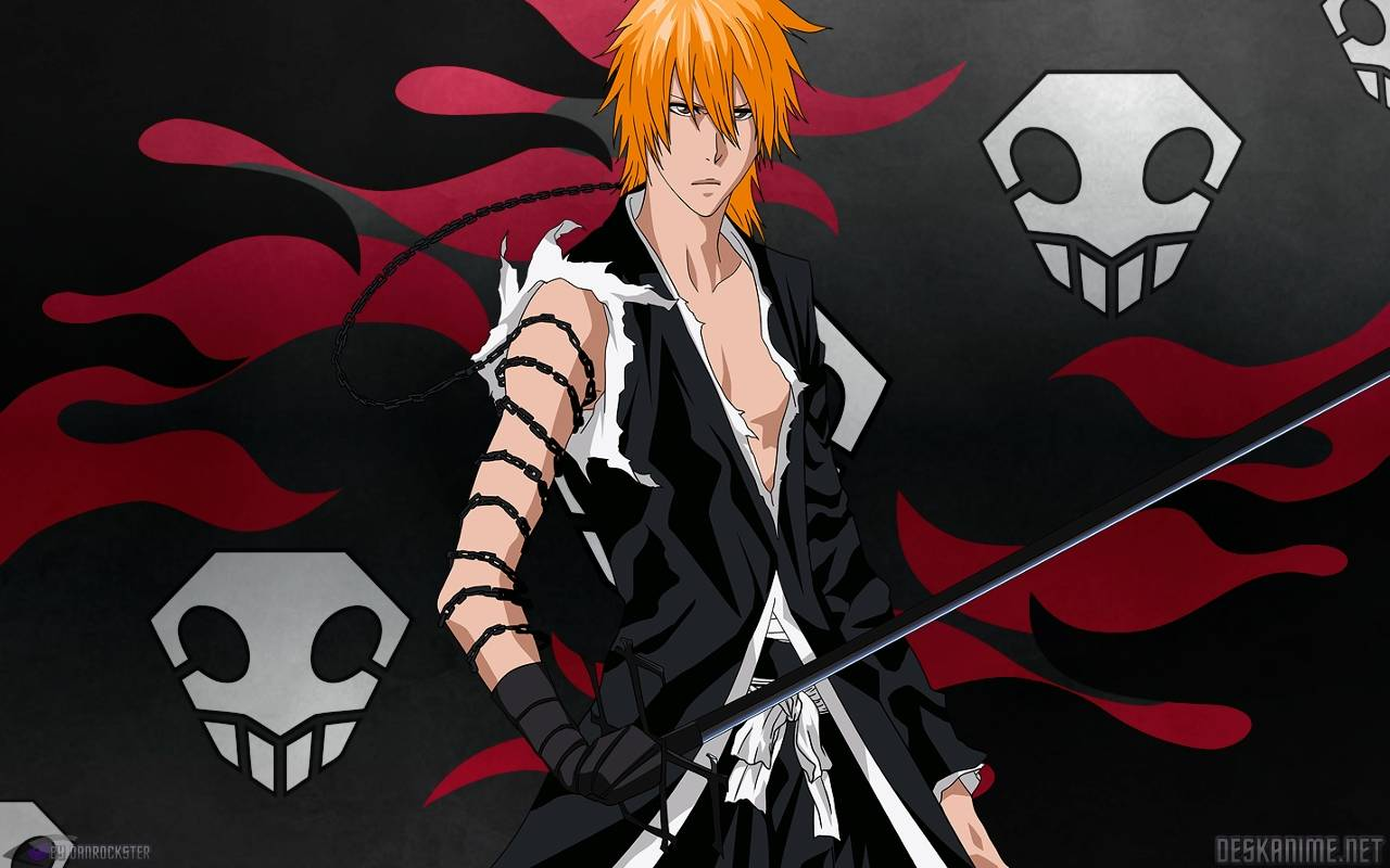 Wallpapers Bleach Ichigo Bankai - Wallpaper Cave