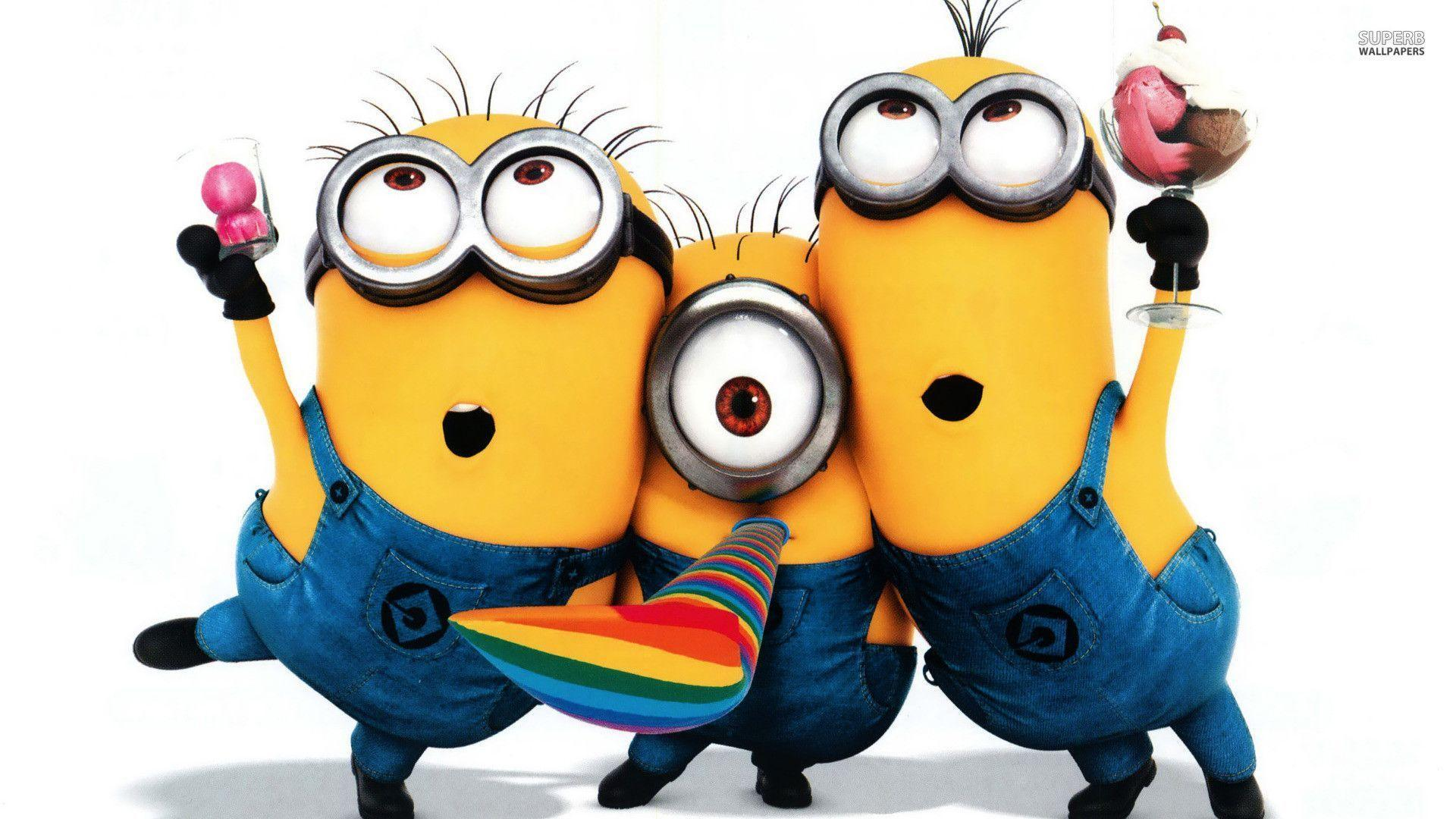 despicable me minions wallpapers - photo #9