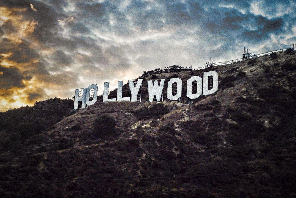 Pix For Hollywood Sign Wallpapers