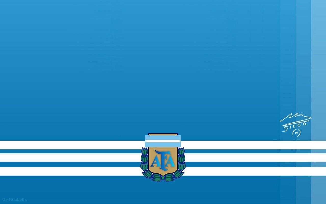 Argentina Soccer Team Logo Wallpaper Argentina Wallpapers -...
