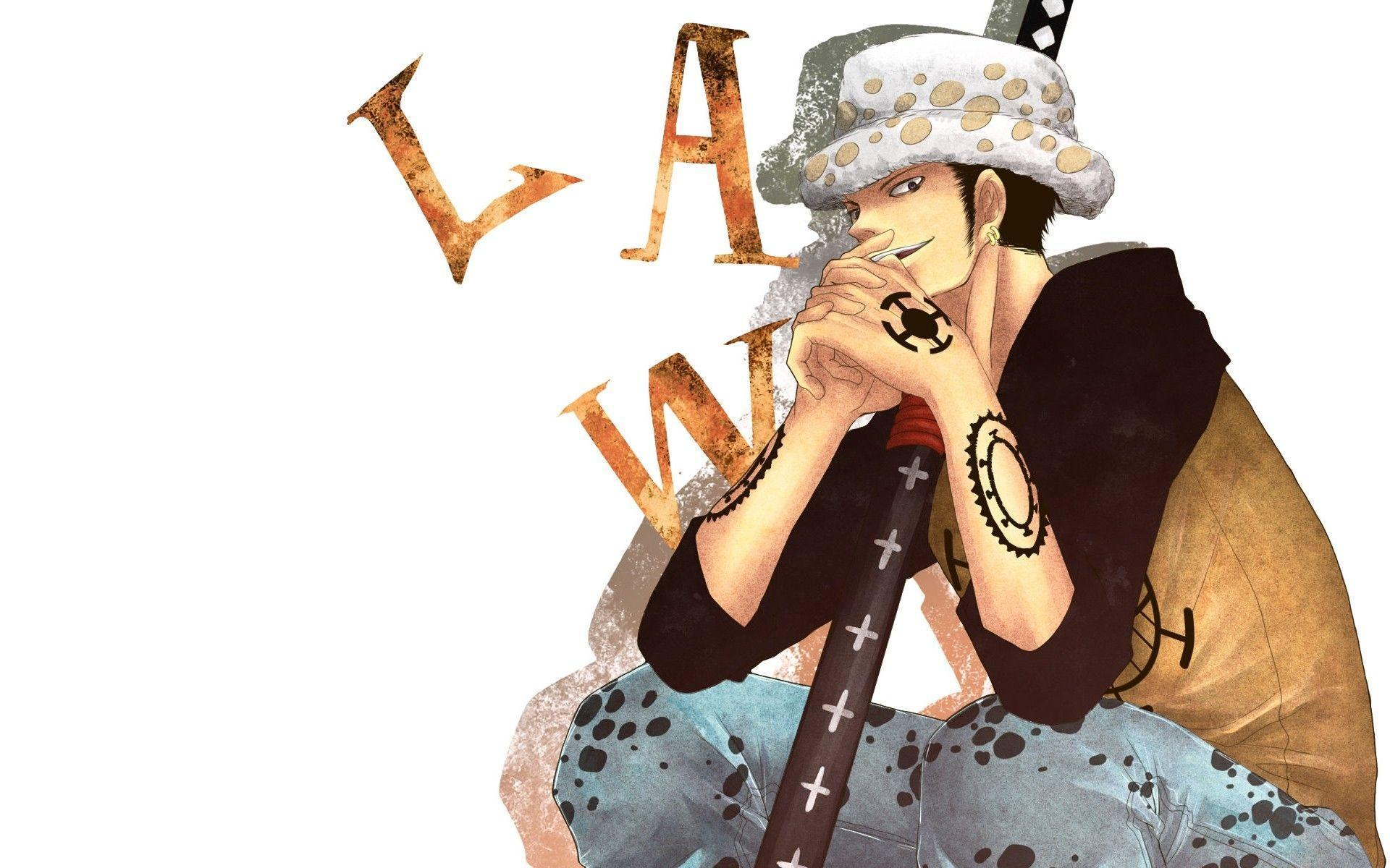 Trafalgar Law Katana Anime Picture One ... Wallpapers HD 1057