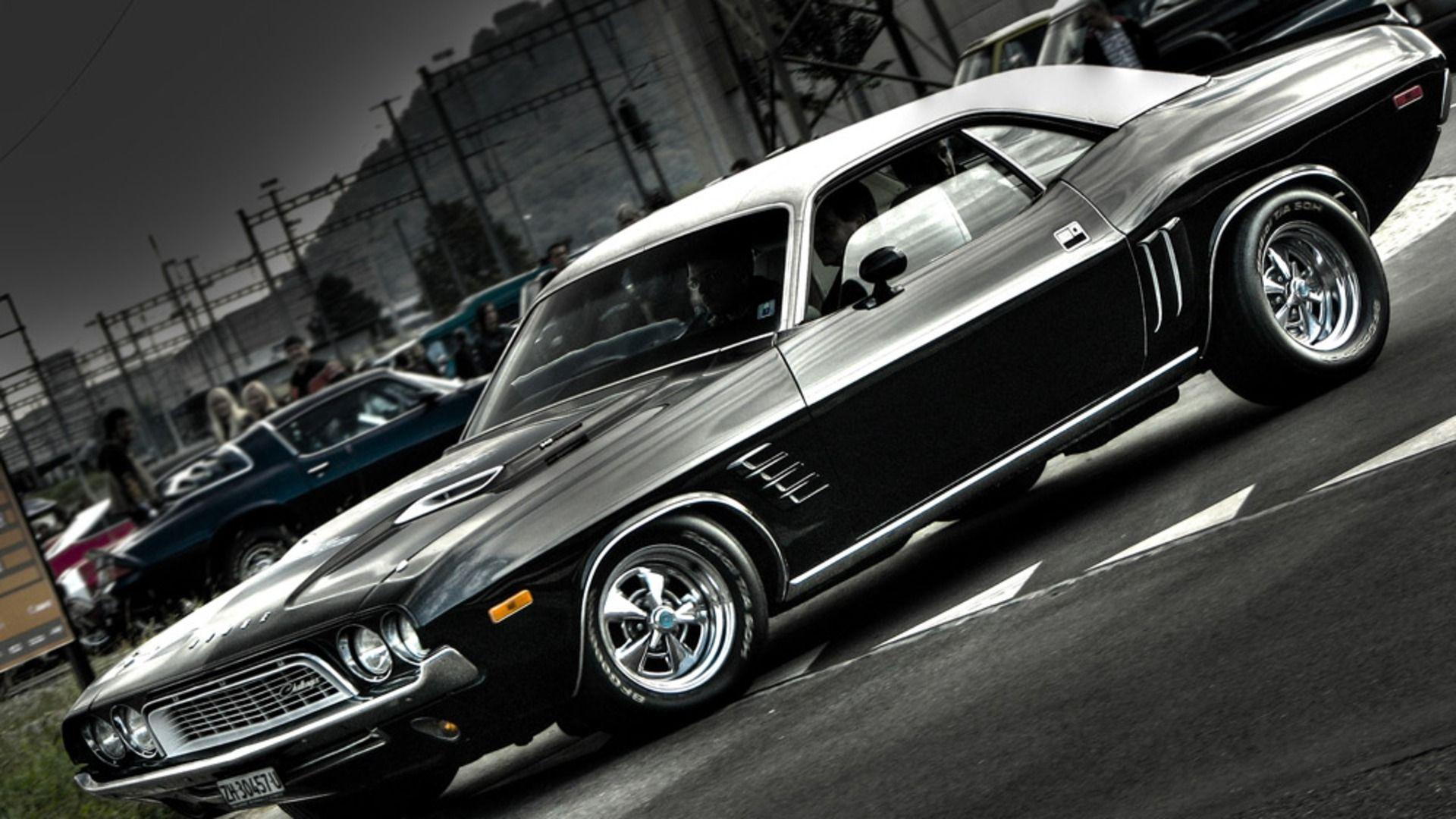 Classic muscle car wallpapers wallpaper cave for American classic cars