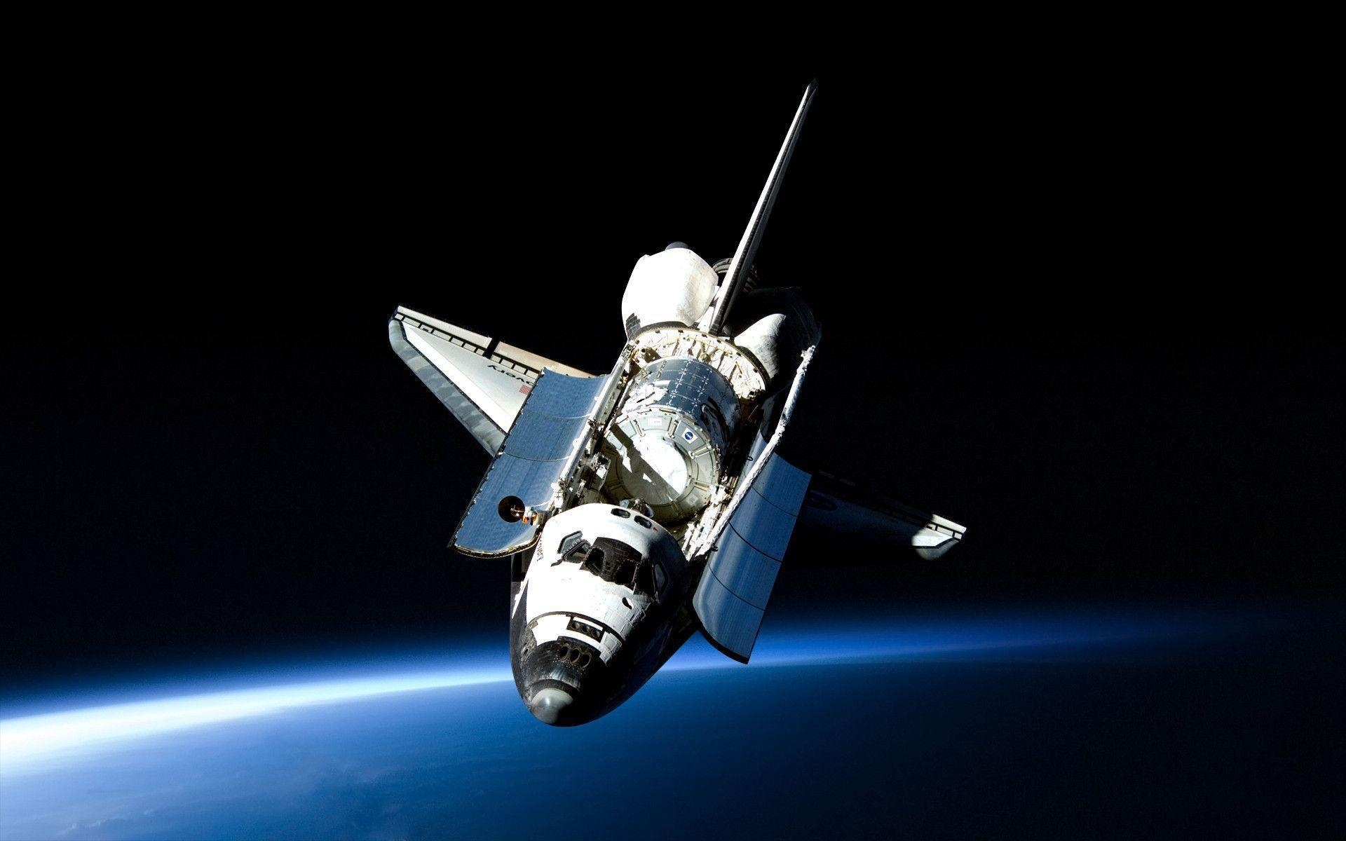 discovery space shuttle - HD1920×1200