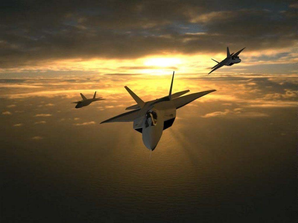 F 22 Raptor HD Wallpapers