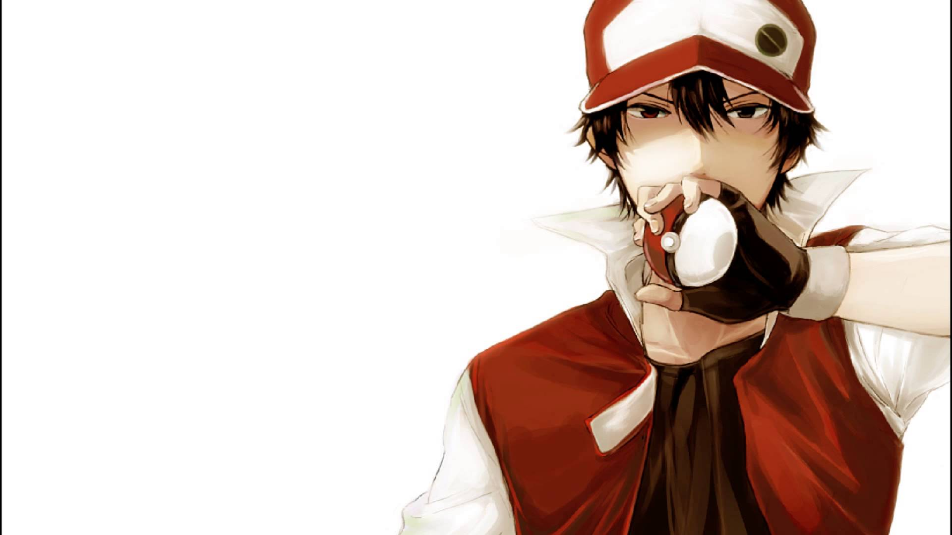 Image For > Pokemon Trainer Red Wallpapers