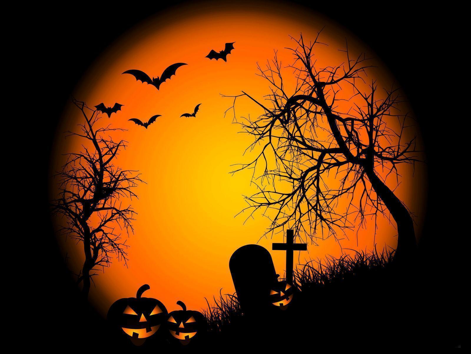 Hd halloween desktop backgrounds wallpaper cave - Free widescreen halloween wallpaper ...