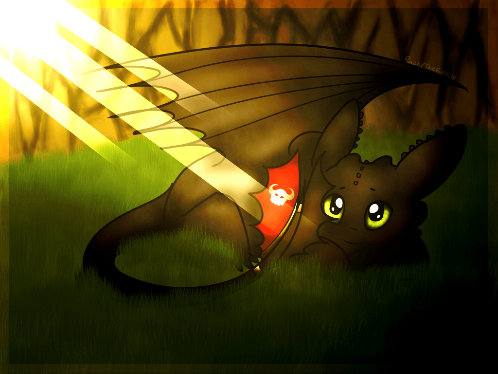 Toothless Wallpapers Wallpaper Cave