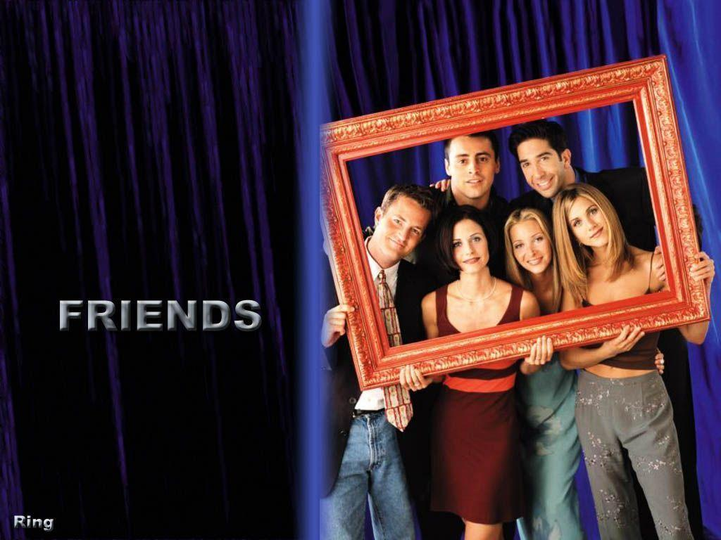 Cool wallpaper, Friends tv series