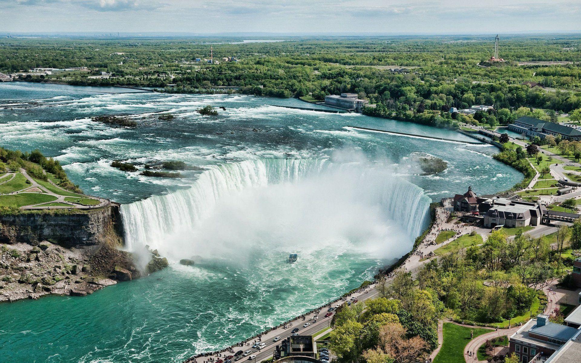 Niagara Falls Wallpapers - Wallpaper Cave