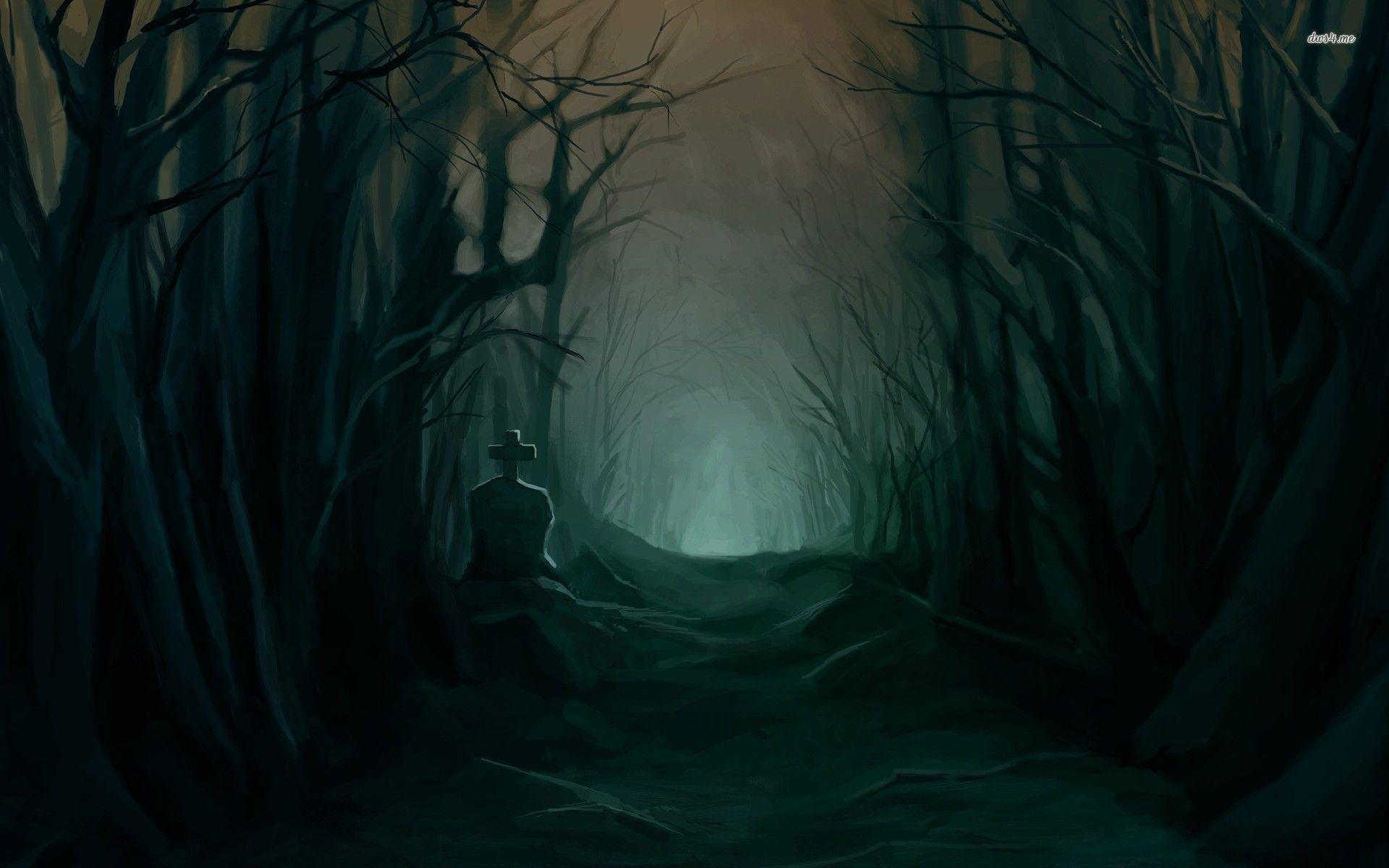 Dark Forest 18 392252 High Definition Wallpapers| wallalay.