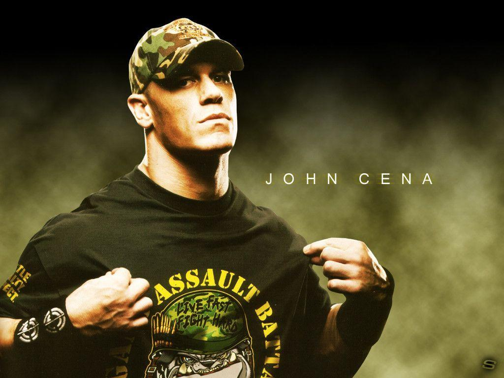 John Cena Desktop Wallpaper | coolstyle wallpapers.