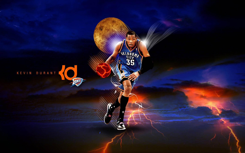 Kevin Durant basketball HD Wallpaper | Wallpapers | Pinterest ...