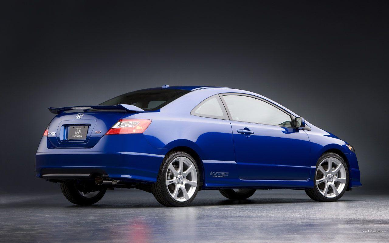 Honda Civic Si Wallpapers Wallpaper Cave