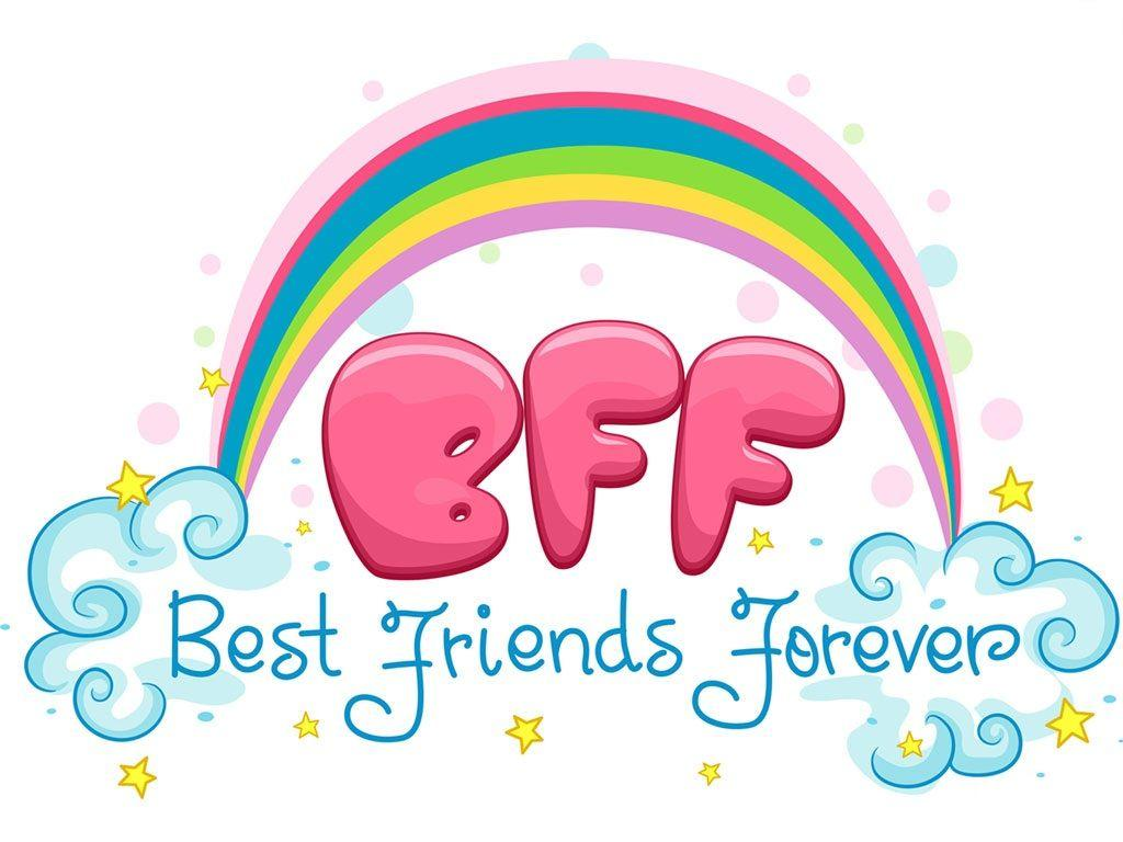 New Happy Friendship Day BFF Wallpaper HD for Desktop Background .