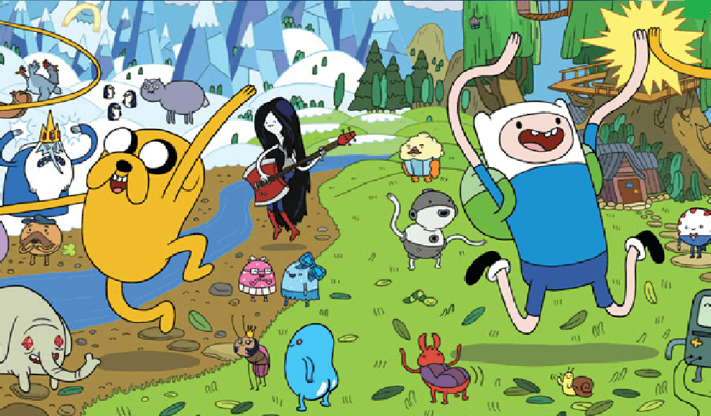 Adventure Time Wallpaper 6 Background HD | wallpaperhd77.