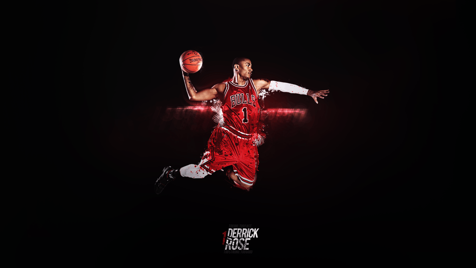 derrick rose wallpaper iphone - photo #28