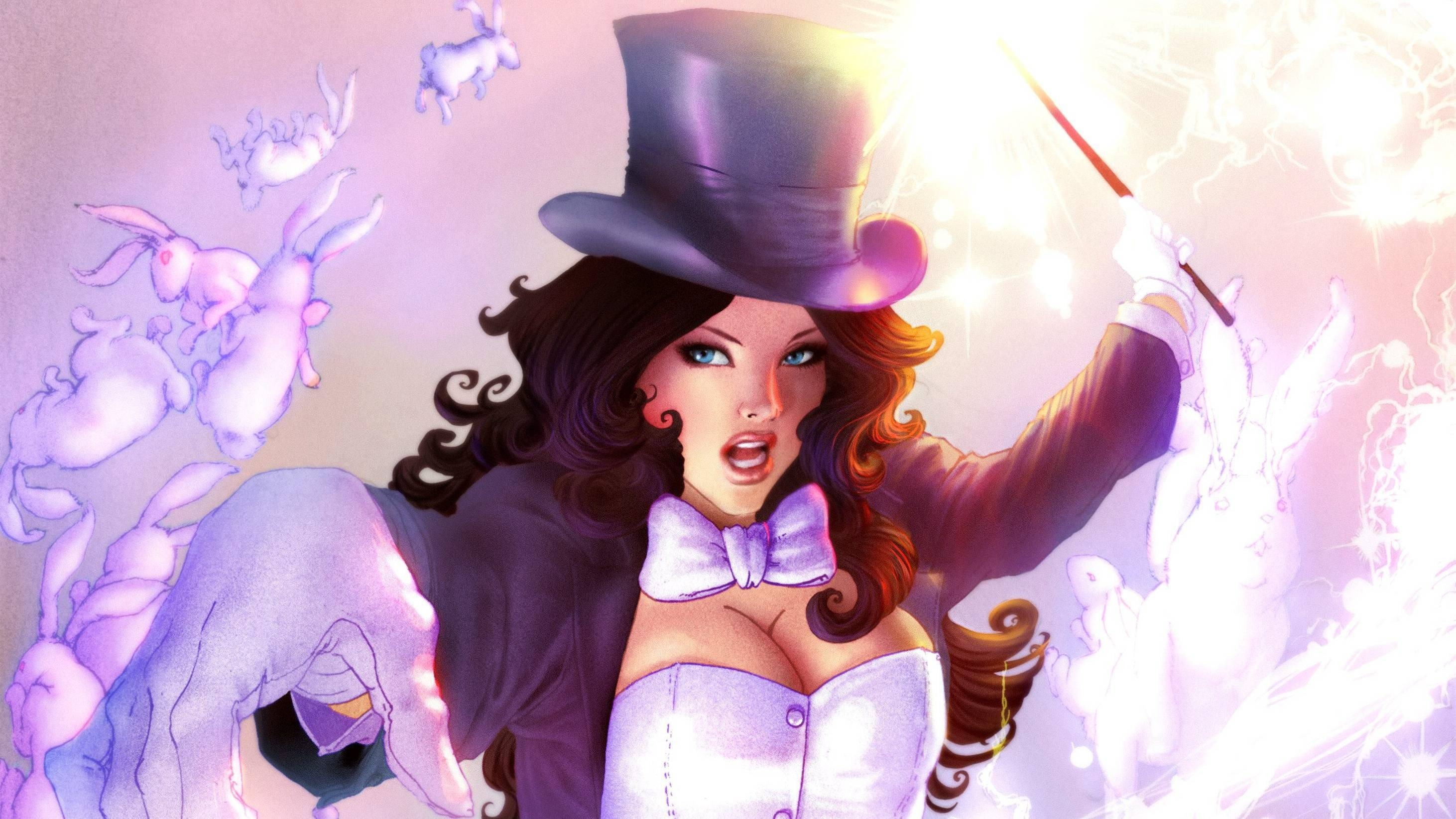 zatanna dc wallpaper - photo #2