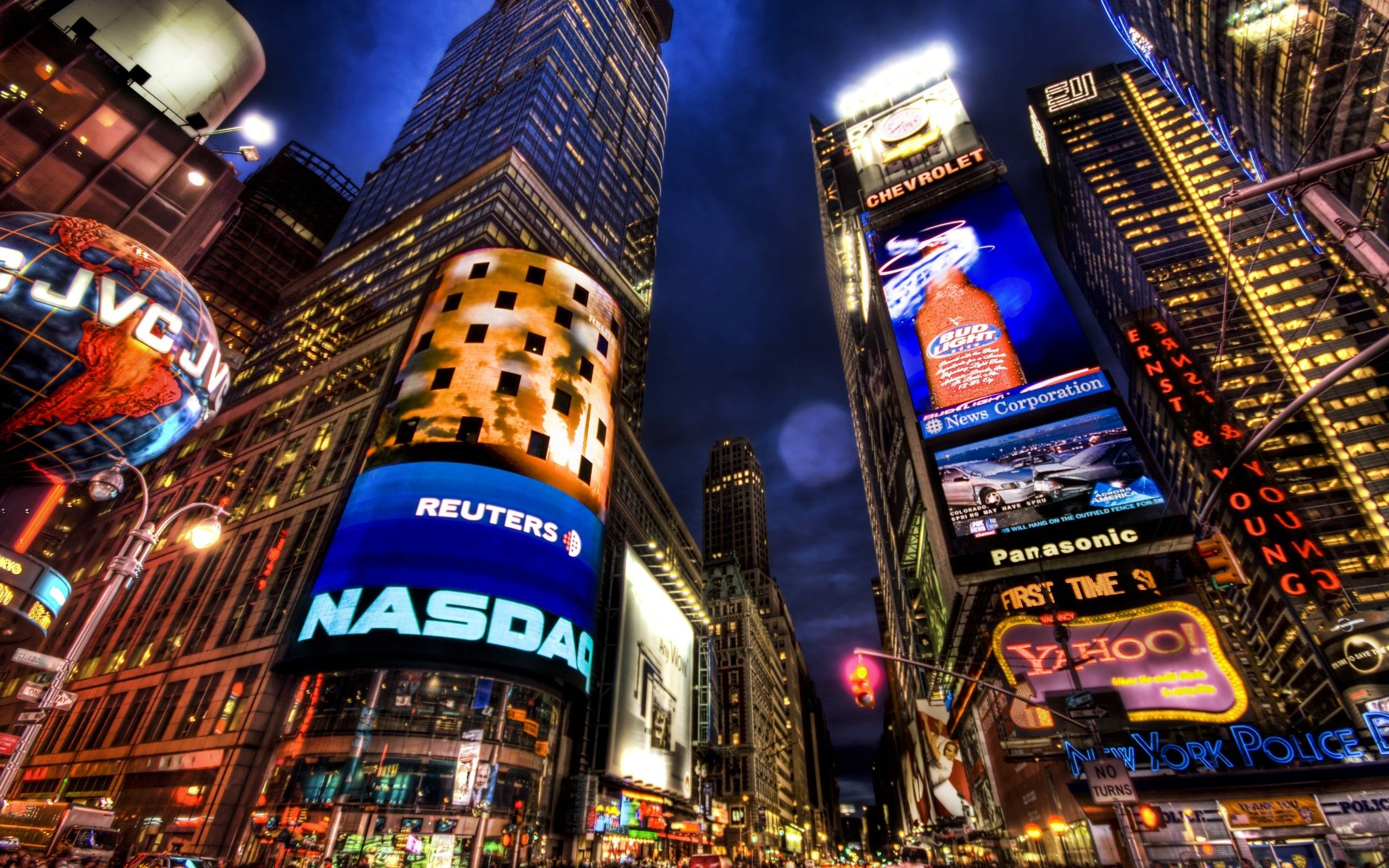 Time Square Wallpapers - Full HD wallpaper search