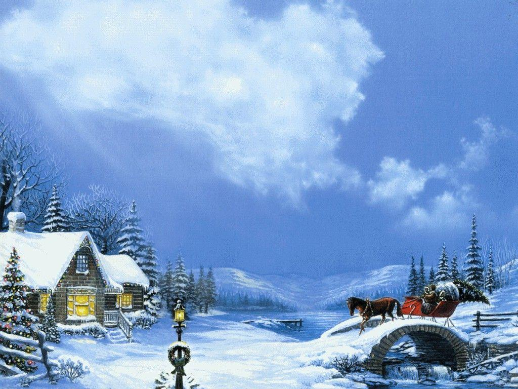 country christmas images - photo #2