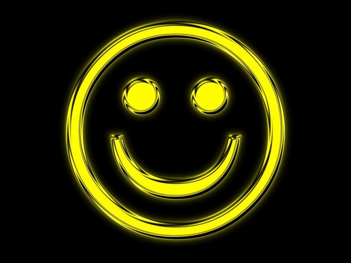 Wallpapers For > Cool Smiley Face Backgrounds