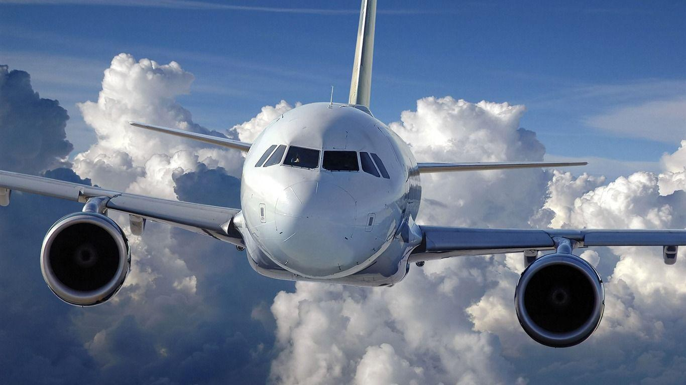 Vehicles For > Airplane Hd Wallpaper
