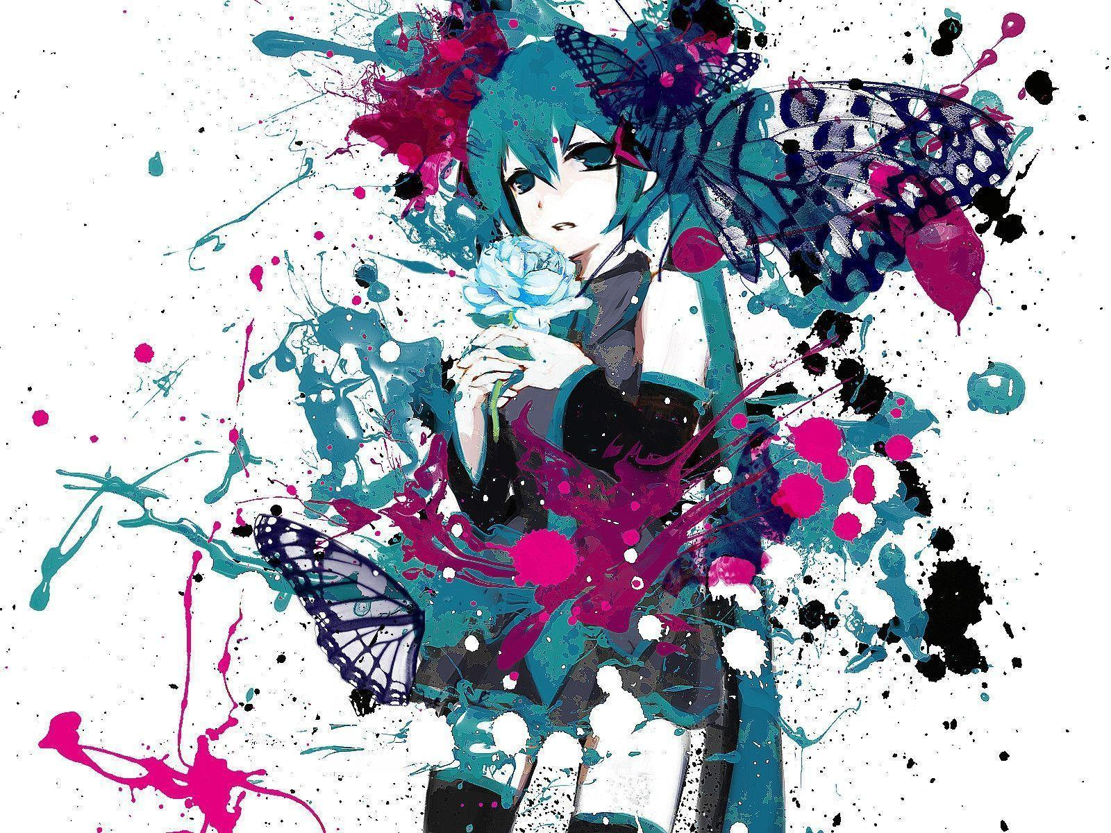 Vocaloid wallpapers pack wallpaper cave - Download anime wallpaper pack ...