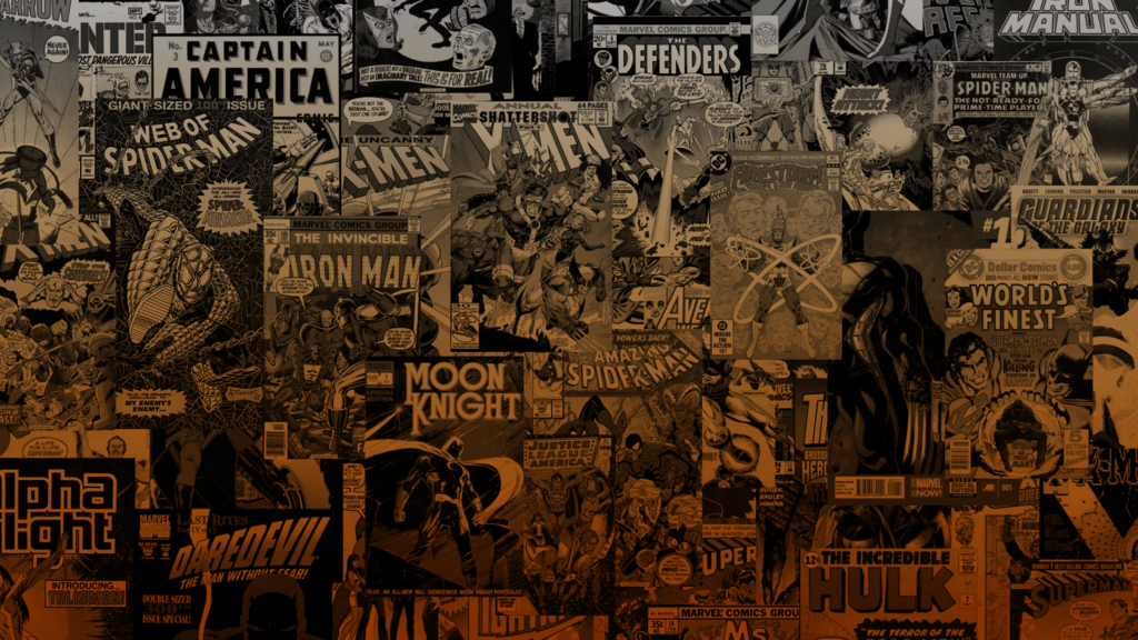 Comic Book Wallpapers - Wallpaper Cave Vintage Comic Book Background