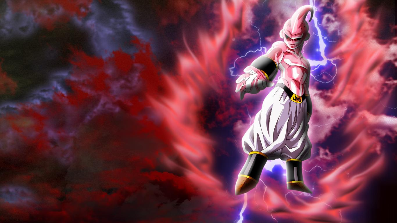 Image Result For Majin Buu Wallpapers