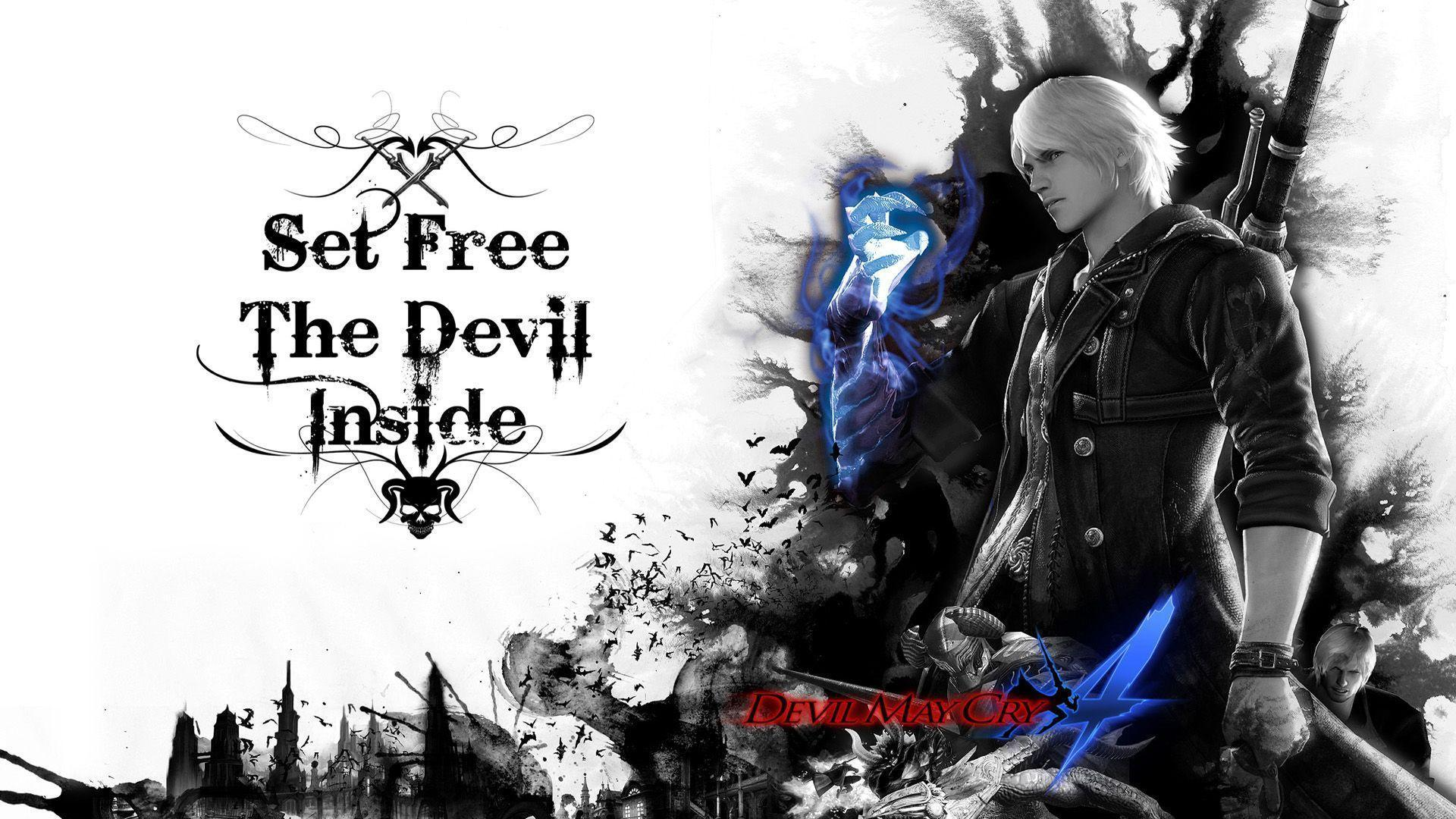 wallpapers devil may cry - photo #27