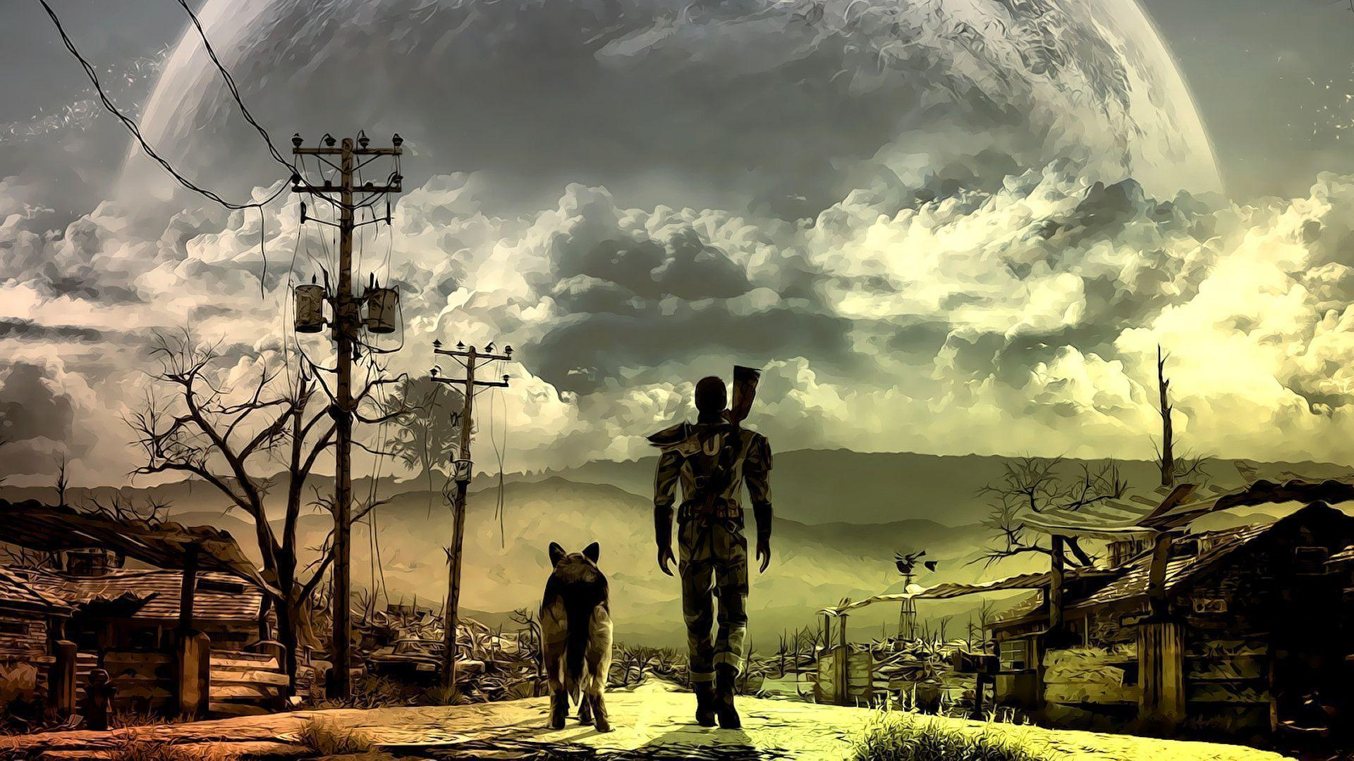 23 Fallout 3 Wallpapers