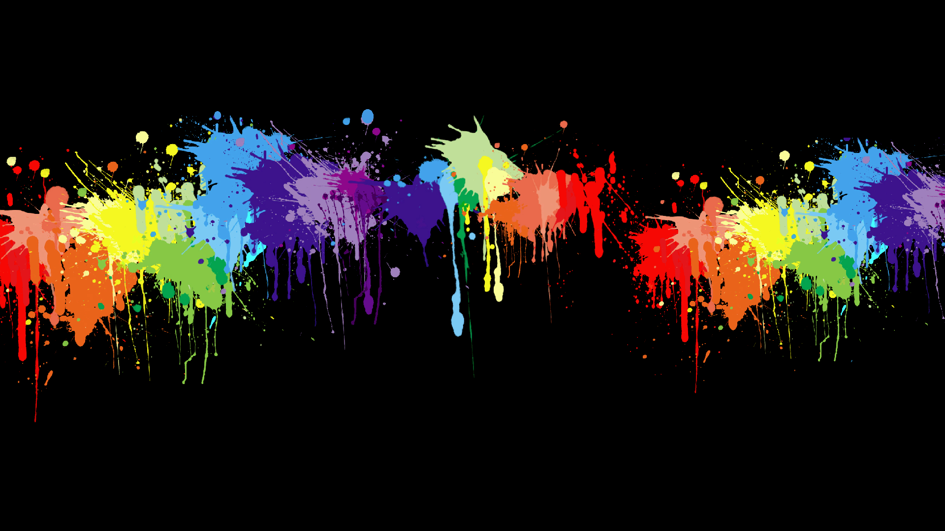paint drop wallpaper - photo #36