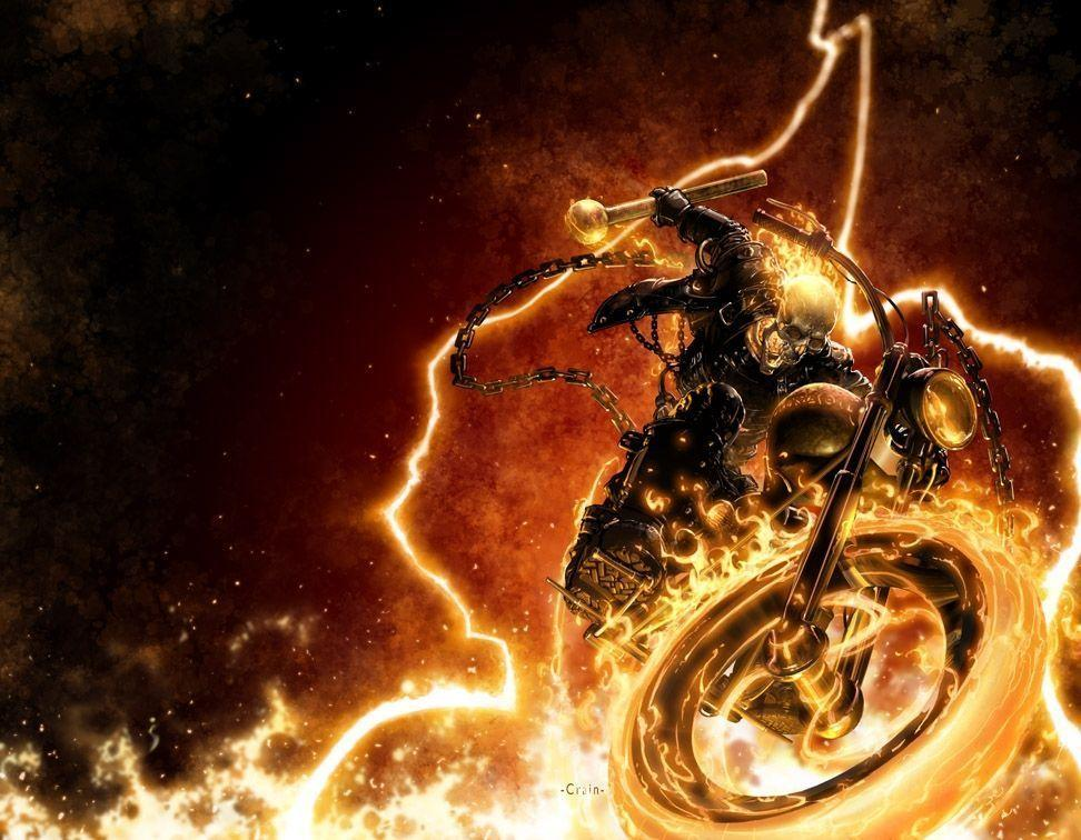 99 Ghost Rider Wallpapers