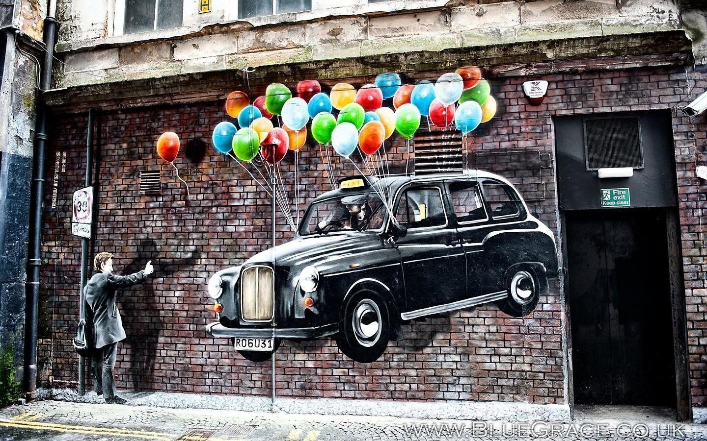 Street art wallpapers wallpaper cave for Immagini graffiti hd