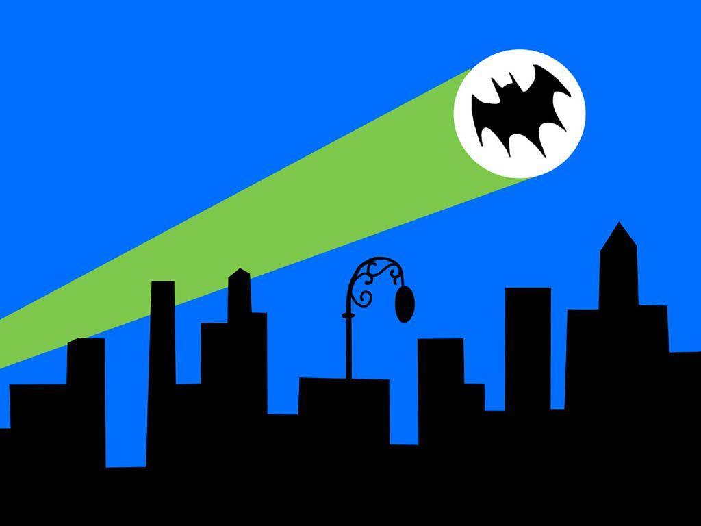 Image result for bat signal