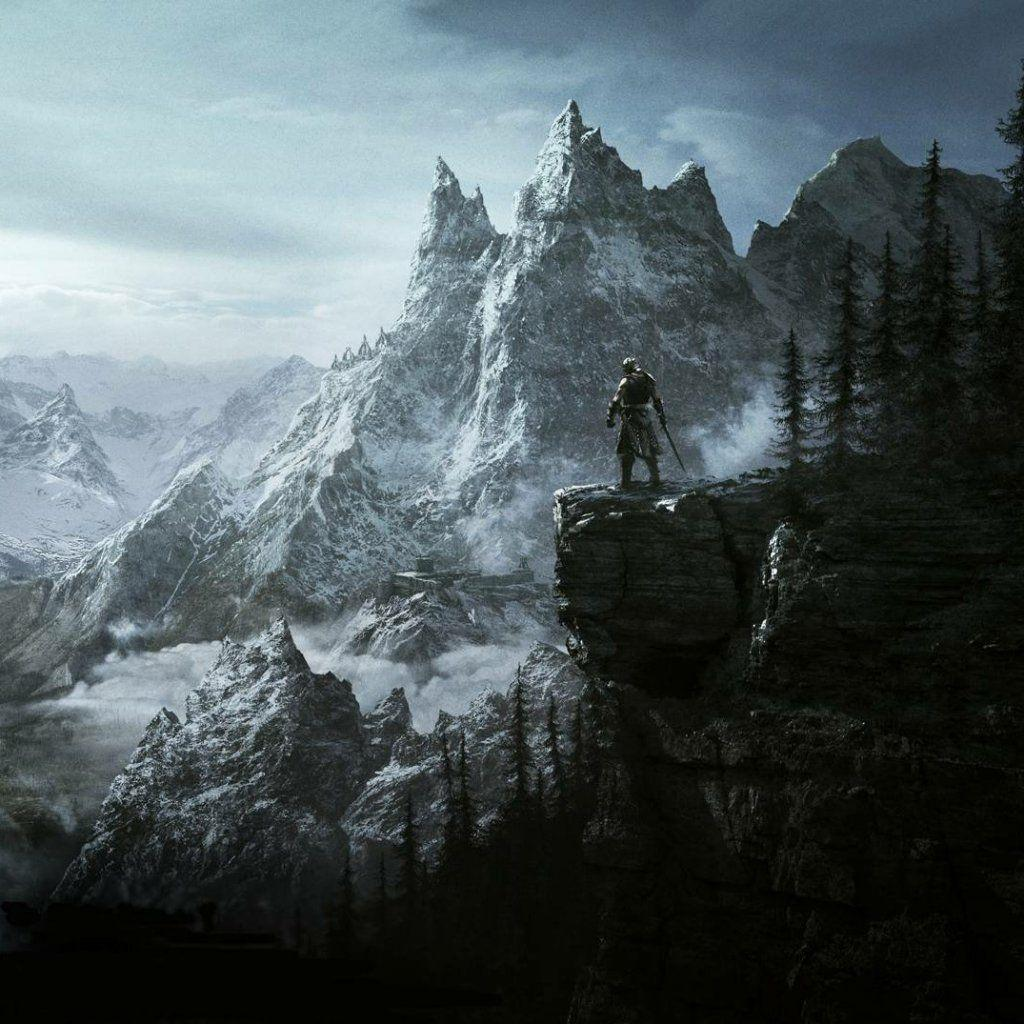 Skyrim Wallpaper: Skyrim Backgrounds