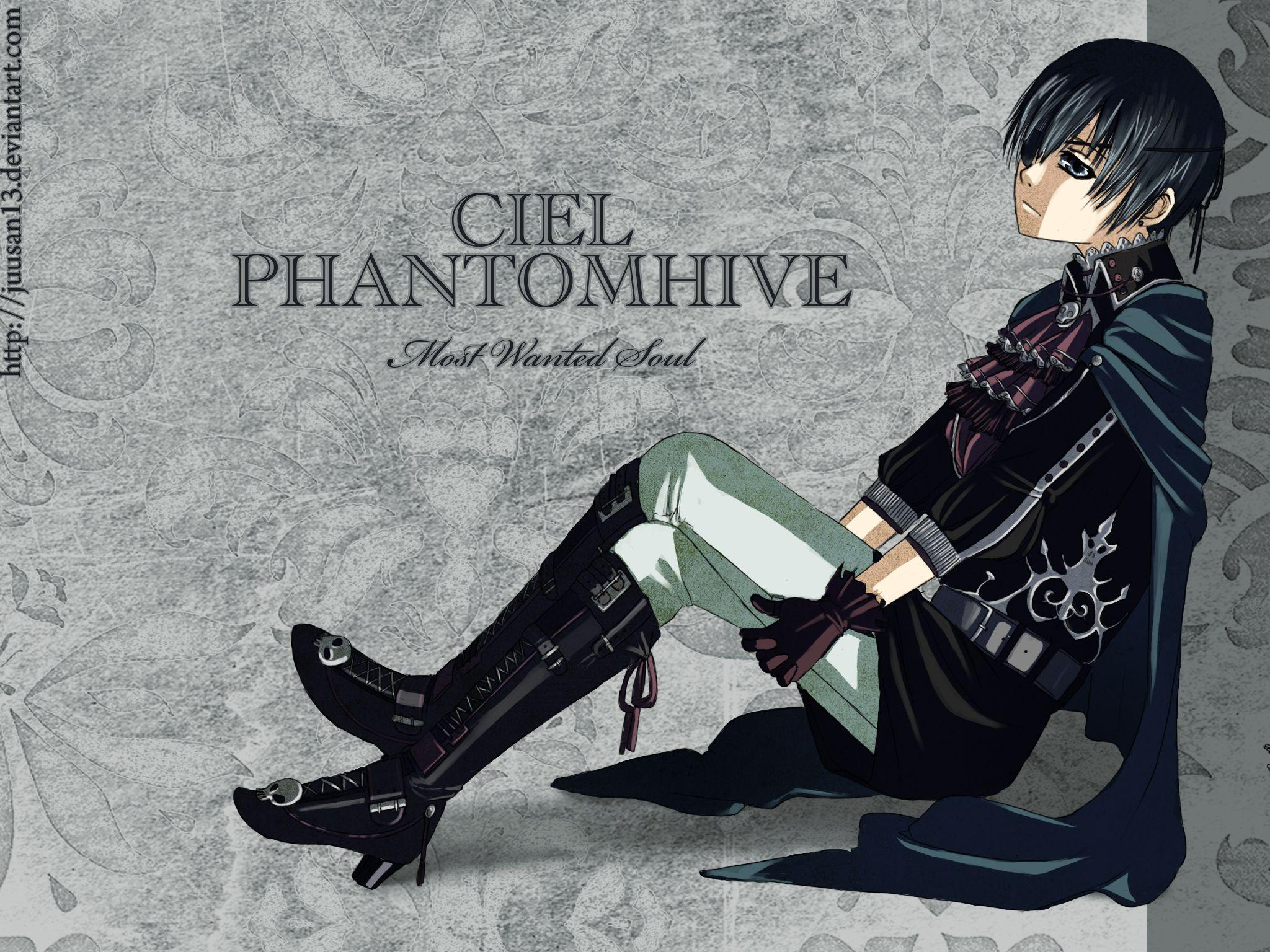 Black Butler Awesome Wide Wallpapers