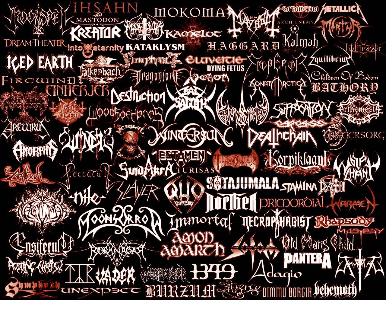 Download Charts Metalcore Wallpaper 1280x1024