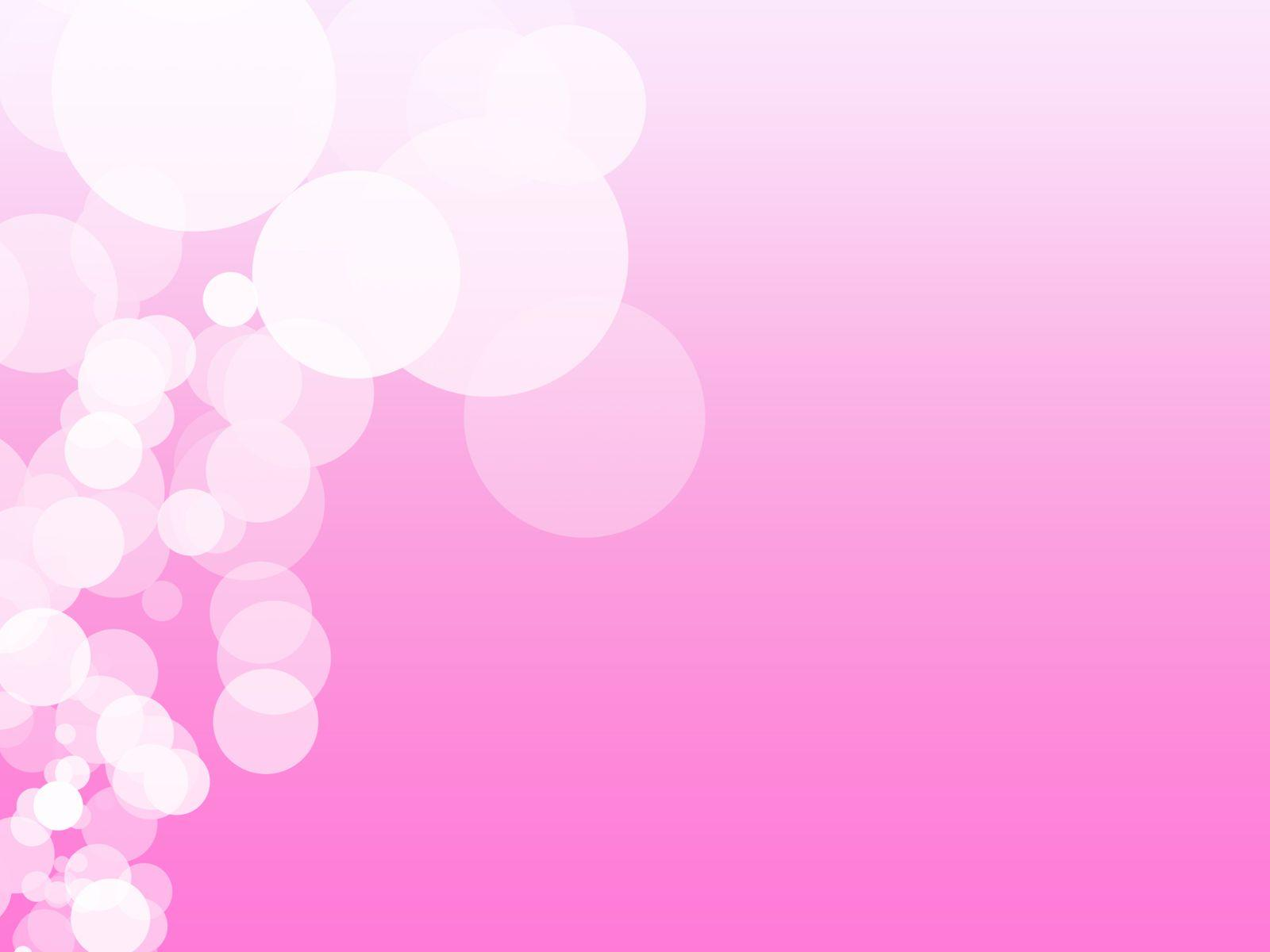 Free Purple Floral And Cream Backgrounds For PowerPoint