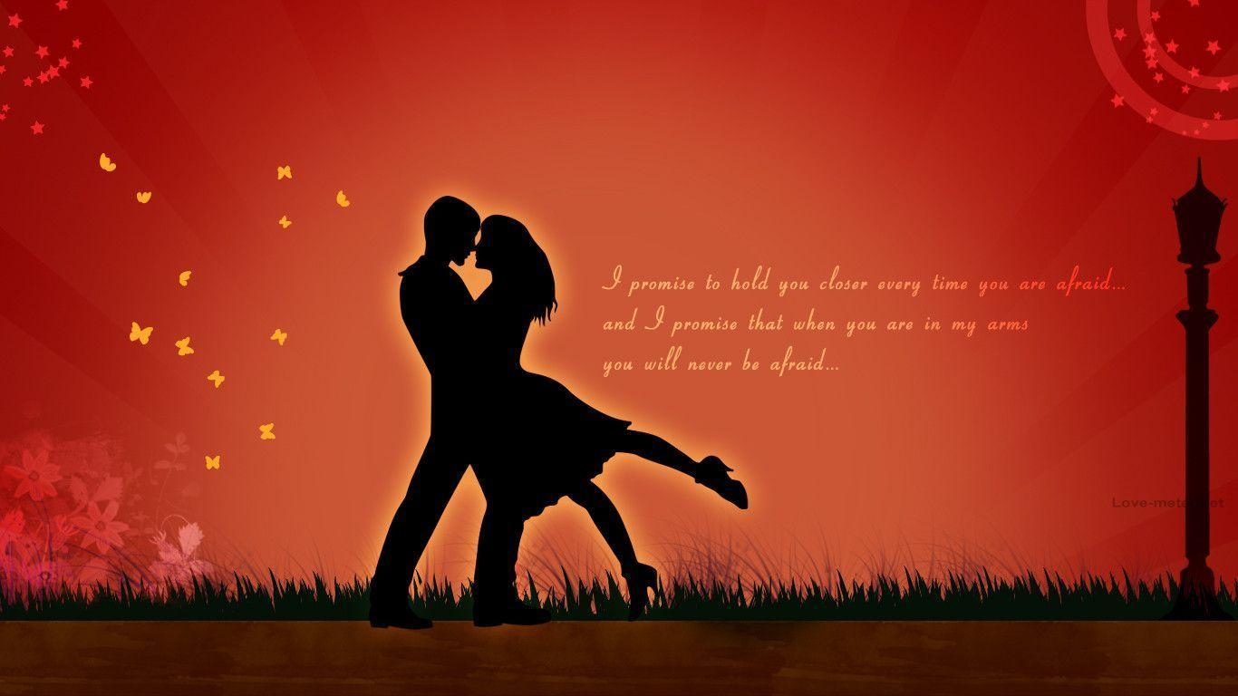 Love You Forever couple Wallpaper : Best Love Wallpapers - Wallpaper cave
